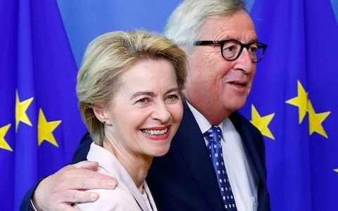 The farcical EU is a cushy retirement home for has-been politicians