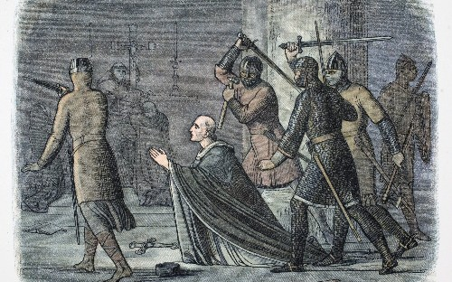 How murder of Thomas Becket impacted the environment, according to study