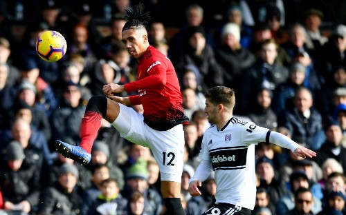 Chris Smalling interview: 'The feel-good factor is back at Manchester United'