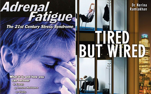 Tired, tetchy, low sex drive? You could have 'adrenal fatigue'