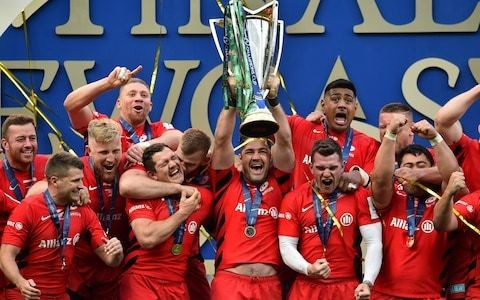 Saracens must throw everything at the Champions Cup... because it is all they have left