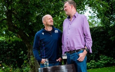 'When it's dull, Judge Doddie is the one who livens it up': Gregor Townsend and Doddie Weir on their friendship and old-school values