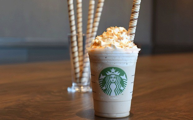 Starbucks is launching a 'cookie straw'