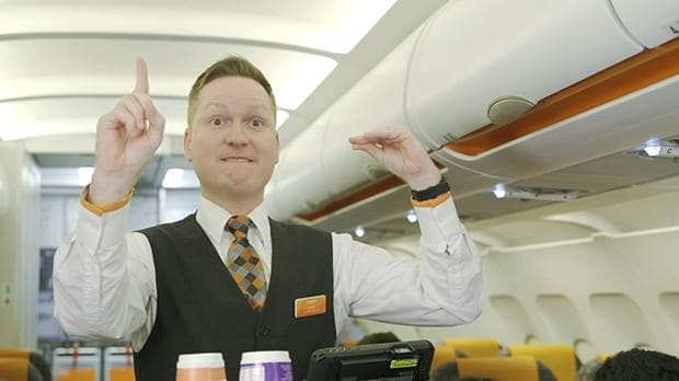 Revealed: The secret hand signals cabin crew use to talk about you