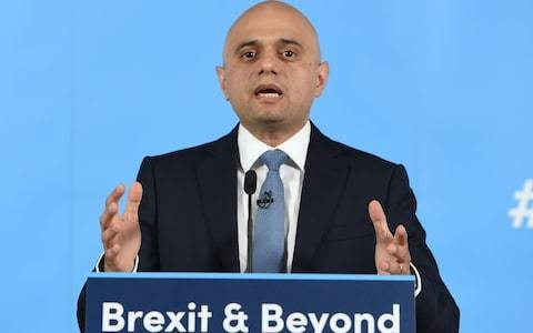 Sajid Javid can reach fresh eyes and ears in a way that other candidates simply cannot