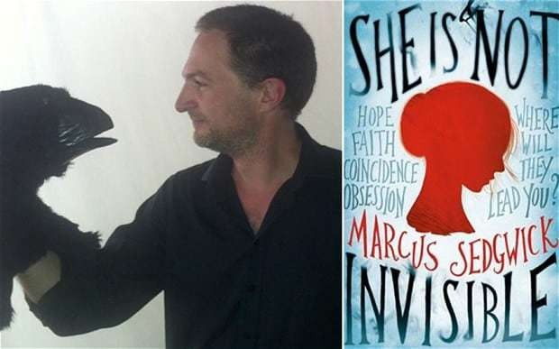 She Is Not Invisible, by Marcus Sedgwick: review