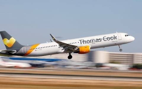 Thomas Cook launches last-ditch survival plan that would see it turn into a holiday comparison website