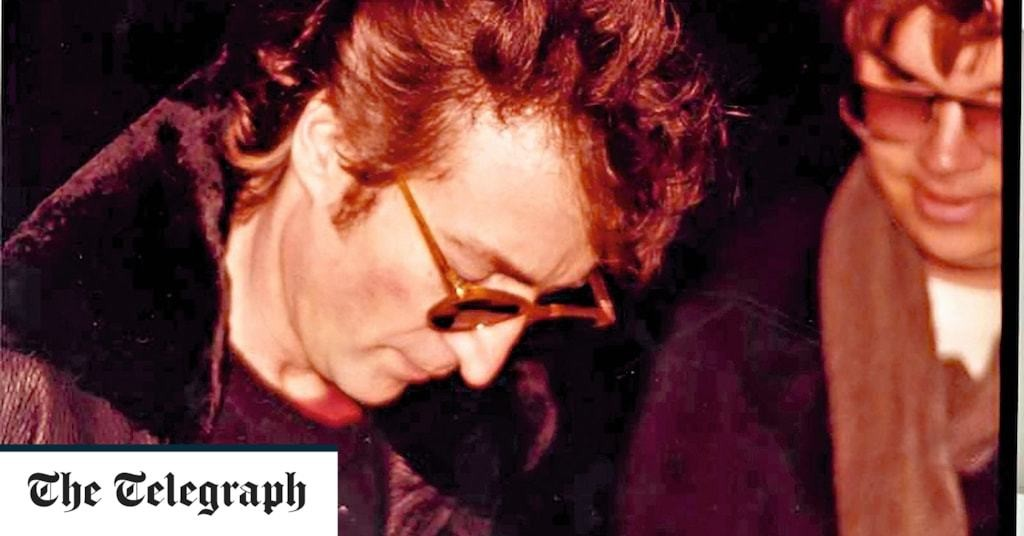 'John Lennon was my hero – his death was a tragedy for all music lovers'