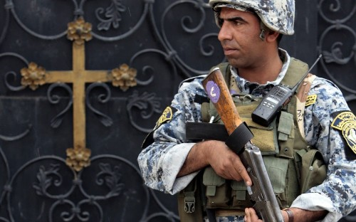 Iraq's Christians flee in the face of lawlessness and sectarianism