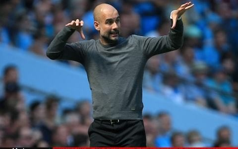 Pep Guardiola tells Manchester City players that one false move could cost them title as Liverpool hit form