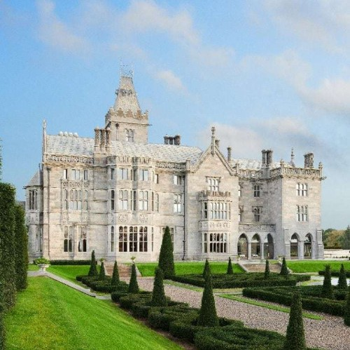 The 'hotel of the year': Ireland's Adare Manor honoured by the titans of luxury travel