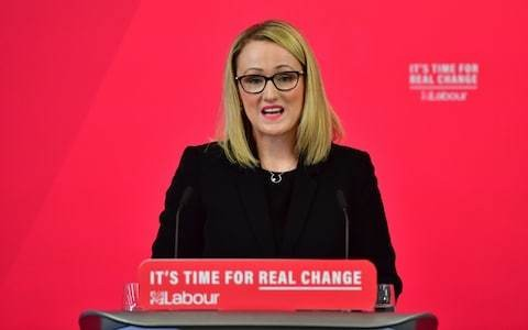 Rebecca Long-Bailey's 'toxic' views on abortion matter for all women