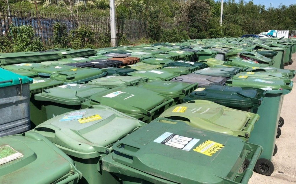 Recycling rates fall as 2020 target now looks unreachable