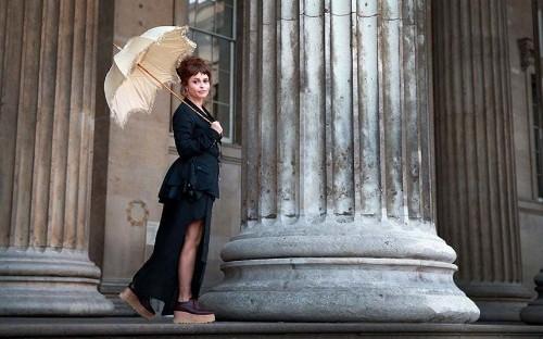 Celebrity Sightings: Emma Watson, Helena Bonham Carter and Kim Kardashian - Telegraph