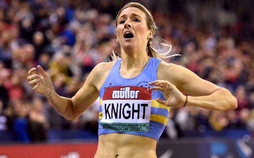 Wake, walk the dog, go to work, train, shower, eat and go to bed – meet Jessie Knight, the primary school teacher with Olympic dreams