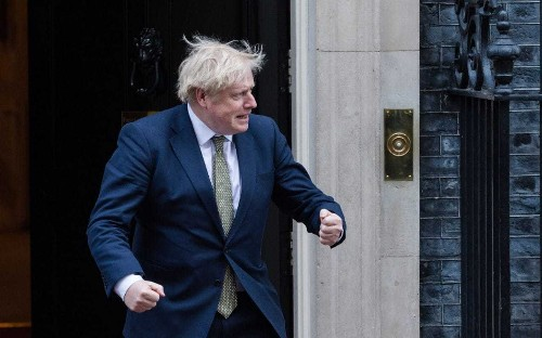 'Boris could be PM for the next 15 years' - Telegraph readers on this week's top stories
