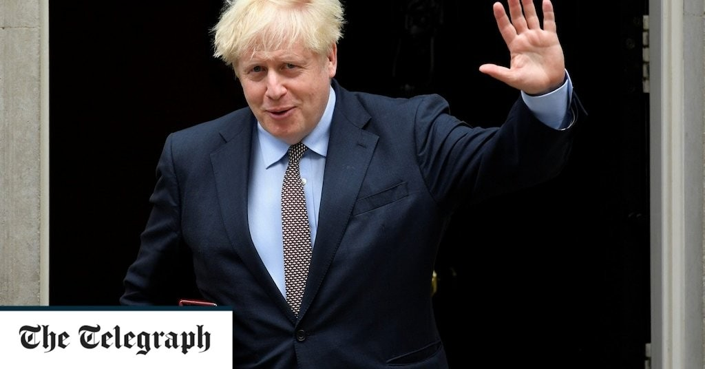 Downing Street denies reports that Boris Johnson flew to Italy for weekend break earlier this month