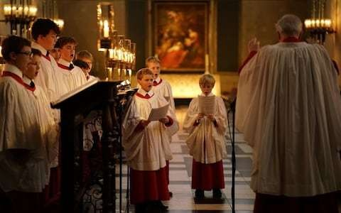 King's College choir conductor says choristers don't want to give up their weekends to practise