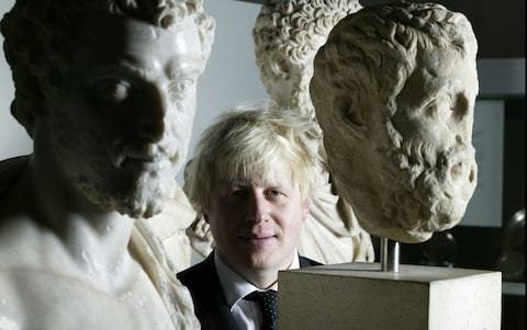 Letters: Boris Johnson and the conspiracy that left Julius Caesar 'dead in a ditch'