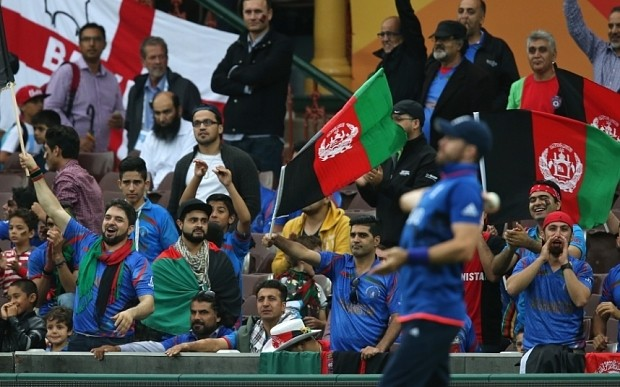 England bow out of World Cup with easy victory over Afghanistan