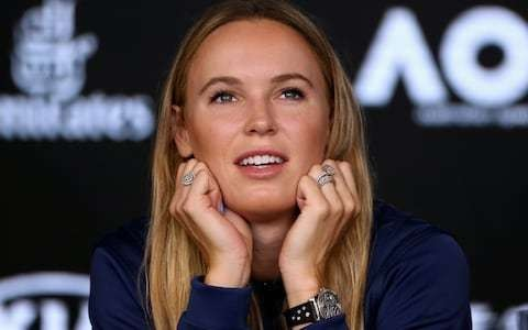 Preparing for Australian Open farewell: Caroline Wozniacki has made success look natural - yet never had an arsenal to match her rivals