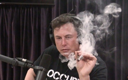 Elon Musk's US security clearance under review after smoking cannabis