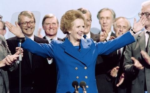 Sorry, Hillary. Margaret Thatcher was the ultimate 'gutsy woman'