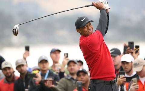 Padriag Harrington questions how 'serious' Tiger Woods is about the Open without playing a warm-up event