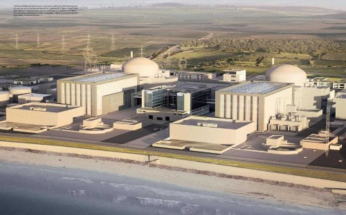 Mini nuclear power stations in UK towns move one step closer