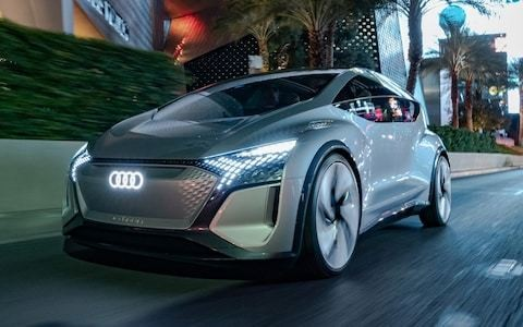 Audi AI:ME at CES: it's innovative, but is it really as 'empathetic' as its creators suggest?