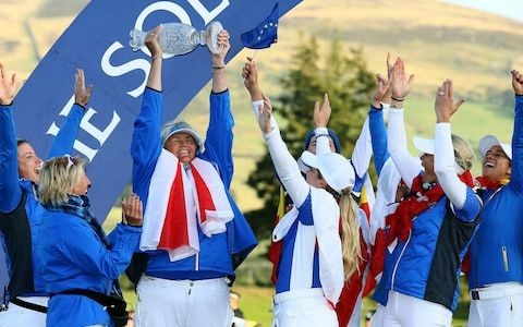 Record Solheim Cup points-scorer Laura Davies pleads with Ladies European Tour to consider English bid