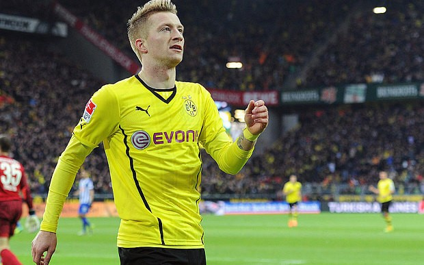 Chelsea transfer rumours: Andre Schurrle out, Marco Reus in