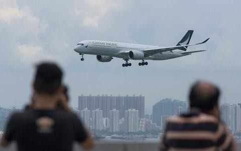 Draconian Chinese measures causing terror among Cathay Pacific crew
