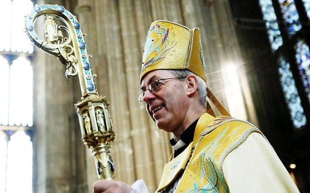 Church must repent for 'treating gays like second-class citizens'
