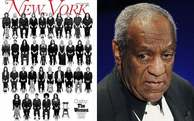 Bill Cosby's 35 accusers speak out in New York Magazine