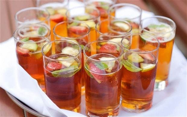 How to make the perfect Pimm's