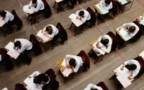 Could our obsession with exams lead to long term failure?
