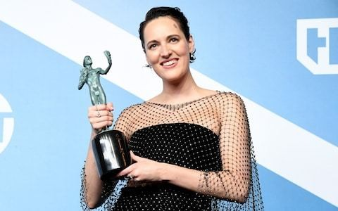 SAG Awards 2020: Phoebe Waller-Bridge wins again as 'Parasite' boosts Oscars hopes