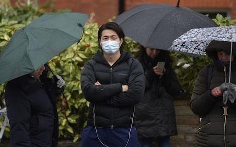 Coronavirus latest news: Surrey man is 20th case of virus in UK