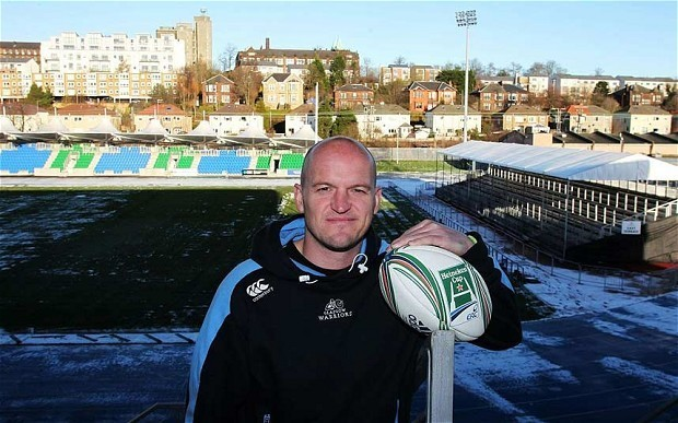 Gregor Townsend at heart of Glasgow Warriors' rise to the top of the RaboDirect Pro 12 table