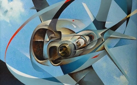The soaring talent of Tullio Crali – the futurist painter who defied the Nazis