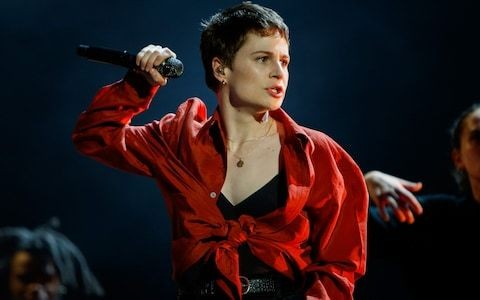 Christine and the Queens, All Points East, review: dazzling dancing and razor-sharp synth-pop