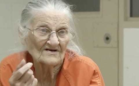 Florida police arrest 93-year-old woman for refusing to leave her retirement home