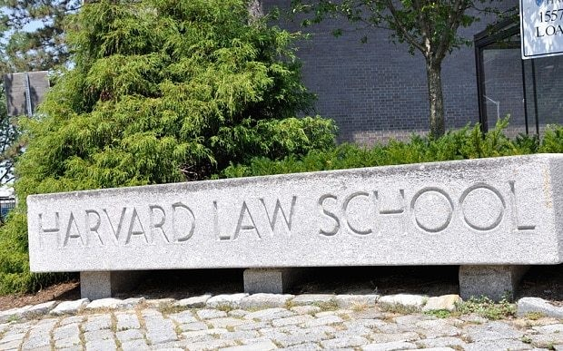 Harvard law students campaign for removal of slavery seal