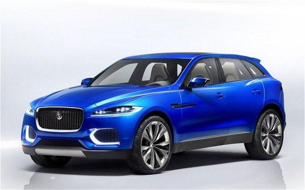 Jaguar Land Rover to create 1,300 UK jobs as it enters SUV market