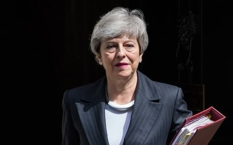 Theresa May on the brink as she faces three separate plots to oust her
