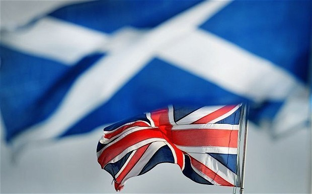 Shell, Barclays and Lloyds warn Scotland over independence
