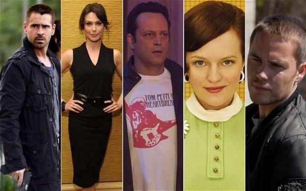 True Detective, season 2: McConaughey, Pizzolatto and Vaughn in Golden Globes talk