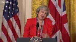 Theresa May formally rejects petition calling for Donald Trump to be barred from making state visit to UK