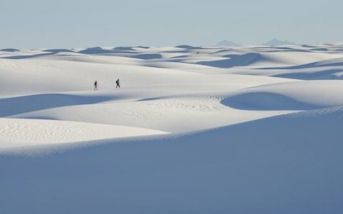 Introducing America's newest national park – a wonderland of white sand dunes